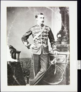 Photo of Edmund Dalrymple Clark