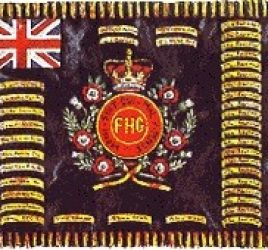 405 - Regimental Flag - The Other Side TV