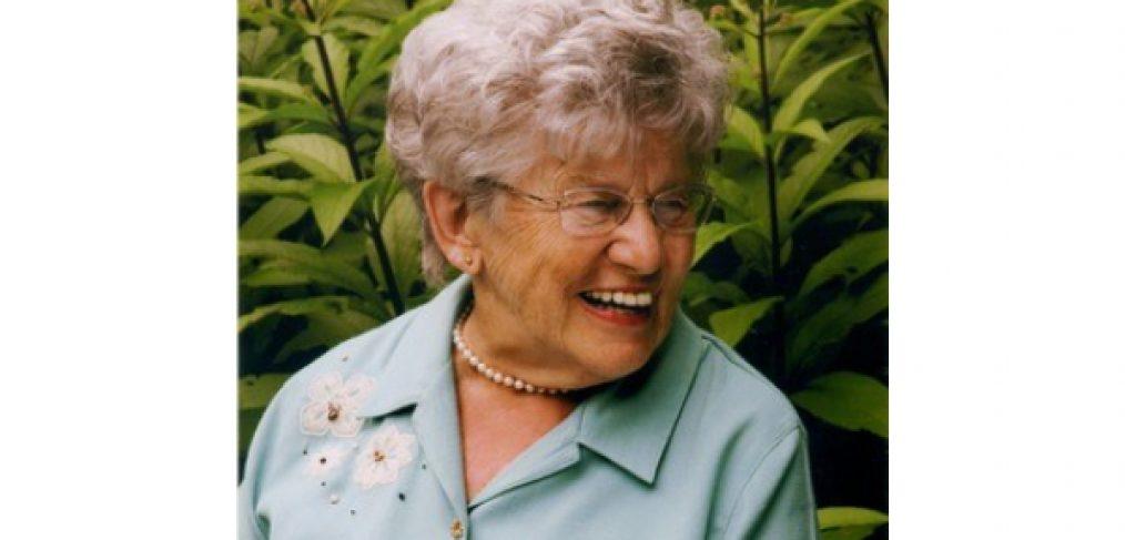 Mary Beatrice Stedman, Grandniece of Edmund Cockshutt