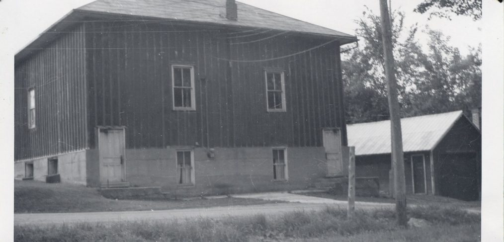 408 - Cookstown Town Hall 1961, Ontario - The Other Side TV