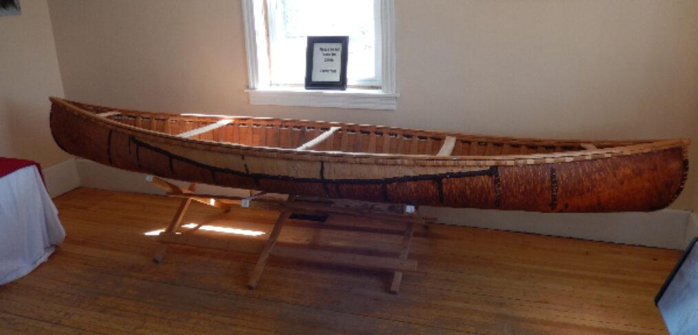 501 - Canoe Lennox Island Mi'kmaq Cultural Centre