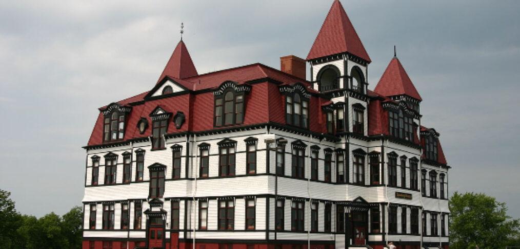 504 - Lunenburg Academie, Lunenburg, Nova Scotia
