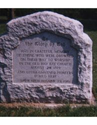 411 - Memorial Stone - Old Hay Bay Church - The Other Side TV