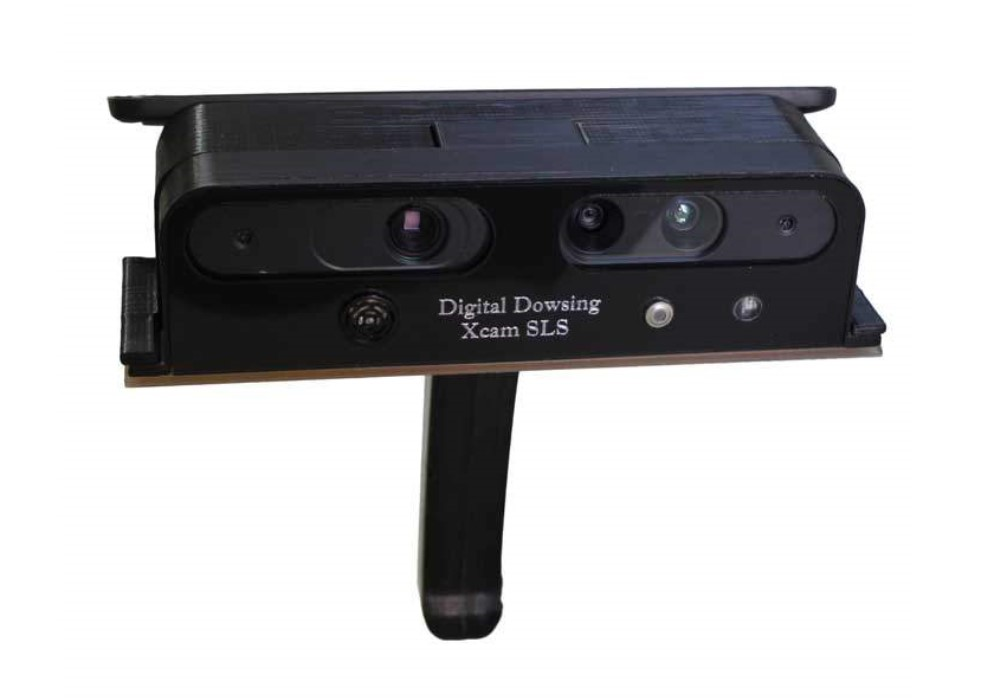 Structured Light Sensor Camera for ghost hunting