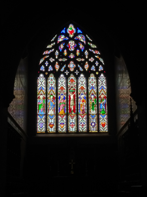 East Window, Christ Church Anglican Cathedral, Fredericton, New Brunswick - The Other Side TV - Season 6